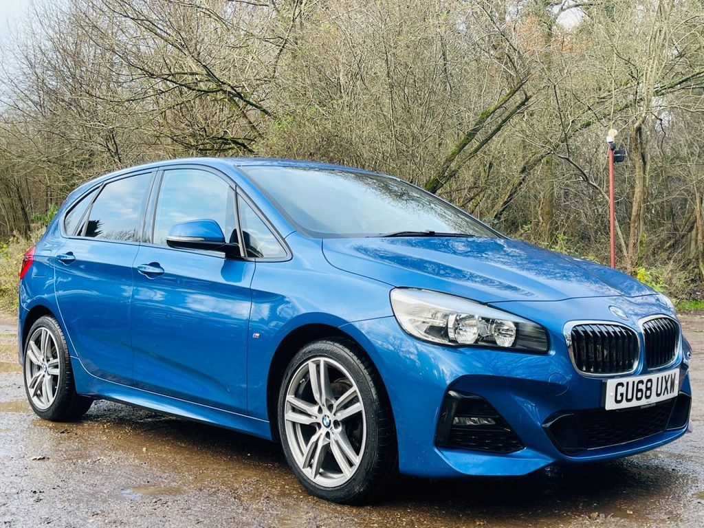BMW 2 Series Active Tourer MPV 1.5 218i M Sport Active Tourer DCT (s/s) 5dr