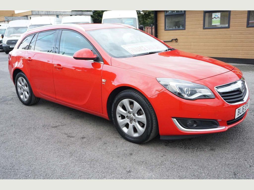 Vauxhall Insignia Estate 1.6 CDTi SRi Sport Tourer (s/s) 5dr