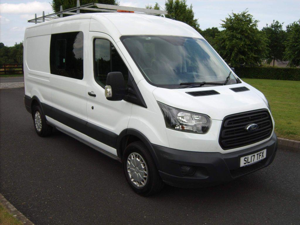 Ford Transit Combi Van 2.0 350 EcoBlue FWD L3 H2 EU6 5dr