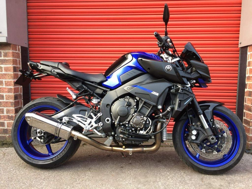 Yamaha MT-10 Naked 1000 ABS Naked