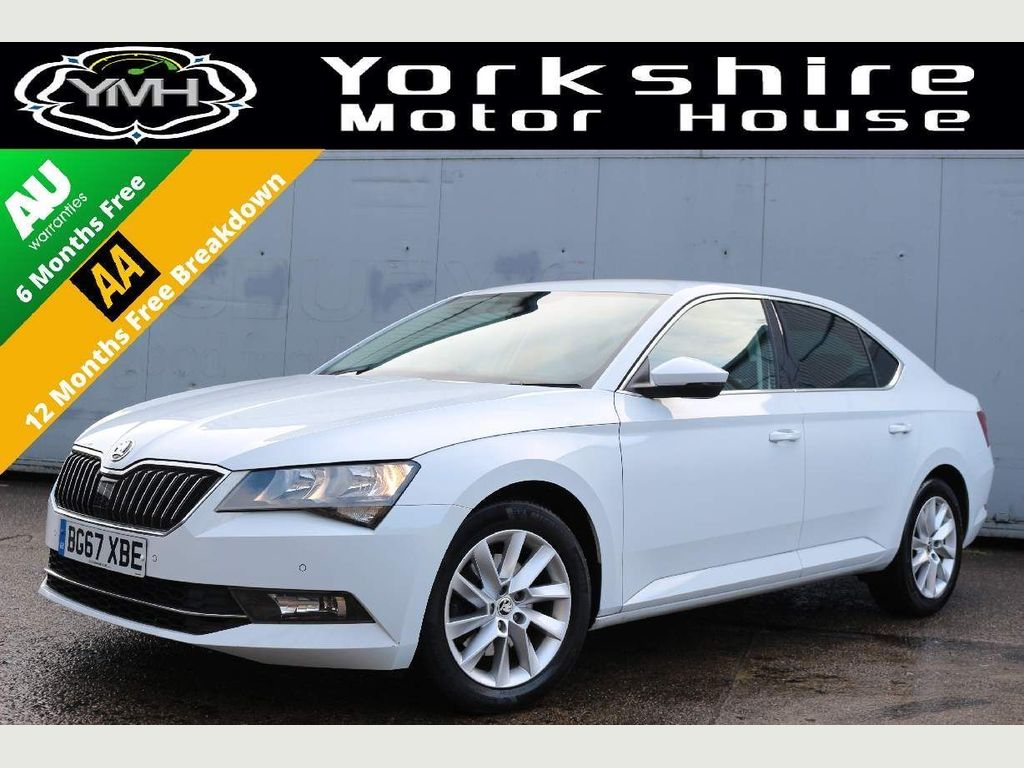 SKODA Superb Hatchback 2.0 TDI SE Technology DSG (s/s) 5dr
