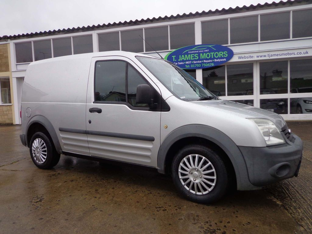Ford Transit Connect Panel Van 1.8 TDCi T200 SWB Panel Van 4dr