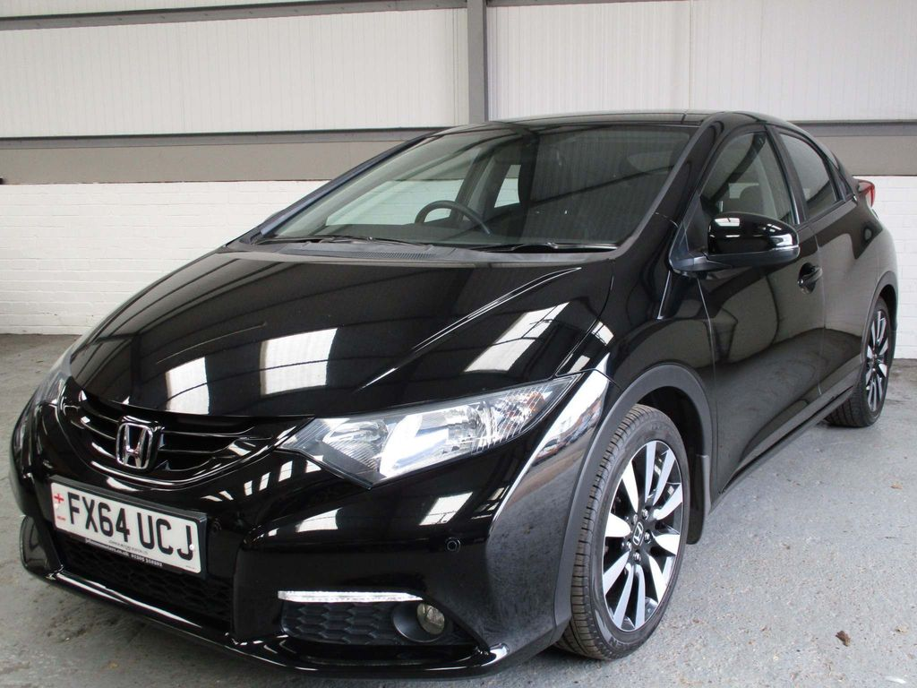 Honda Civic Hatchback 1.8 i-VTEC SE Plus 5dr (DAB/Premium Audio)