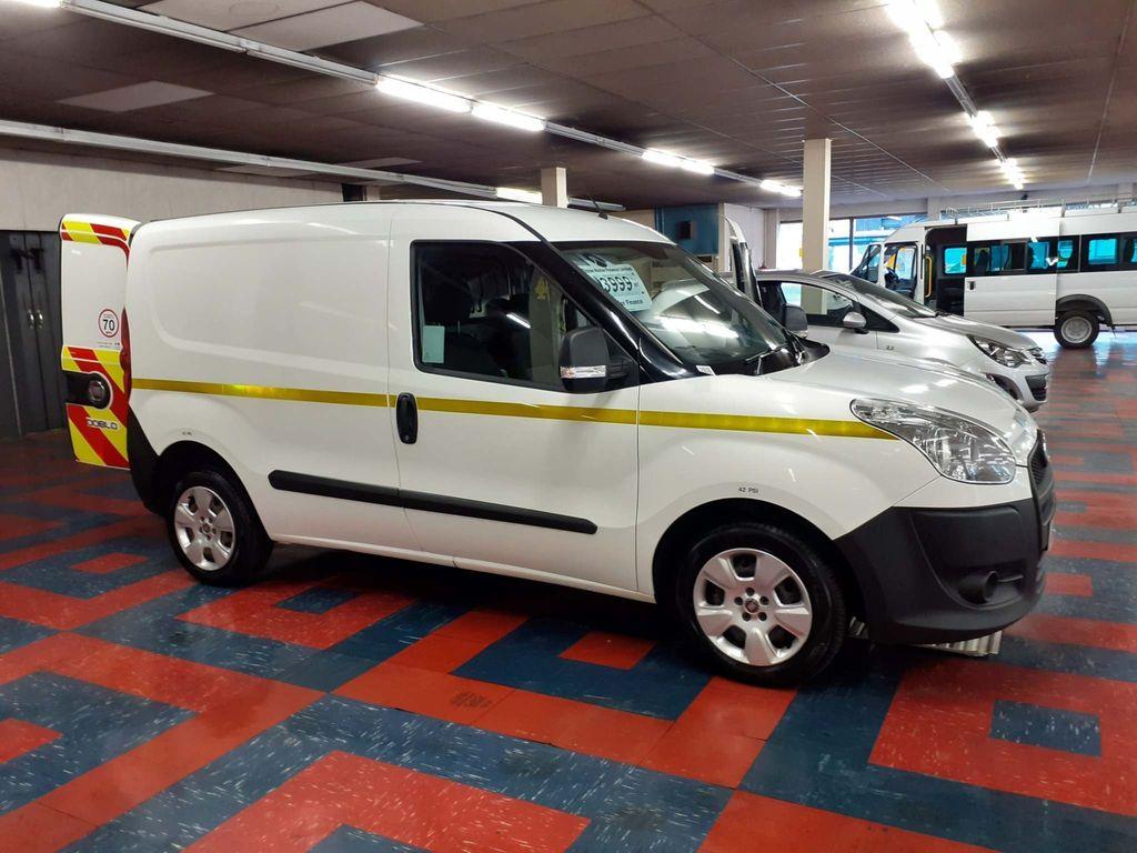 Fiat Doblo Panel Van 1.3 JTD, Multijet 16v 5 Door Panel Van