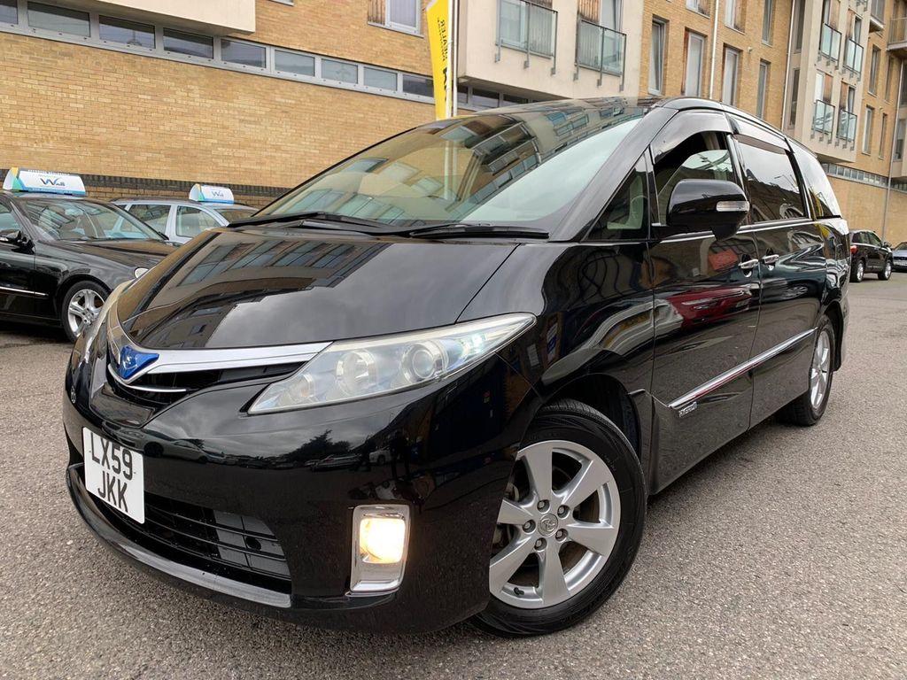 Toyota Estima MPV 2.4 HYBRID+AUTO+7 SEATS+FACE LIFT MODEL