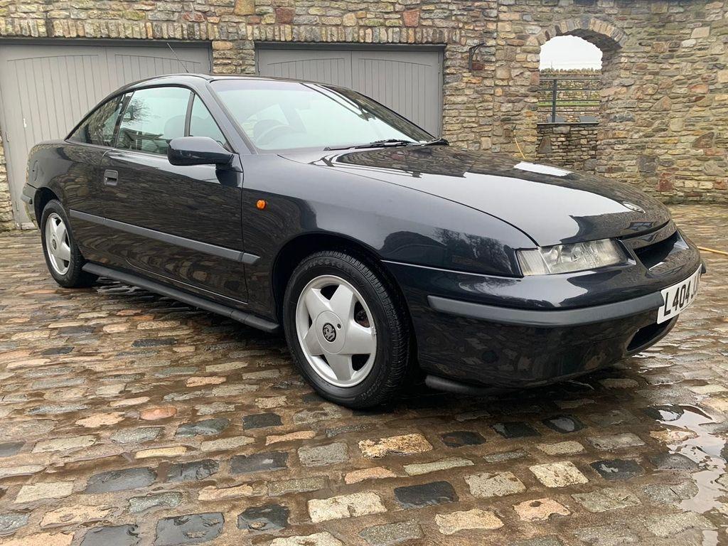 Vauxhall Calibra Coupe 2.5 i V6 24v 3dr
