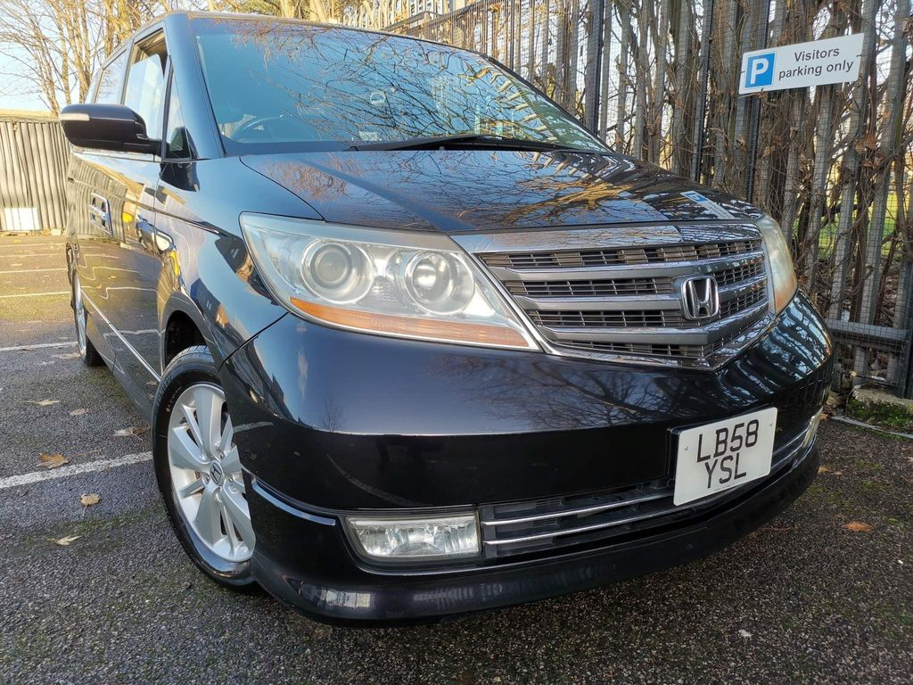 Honda Elysion MPV 2009 2.4 7/8 SEATS CHOICE OF 2*PRESTIGE*