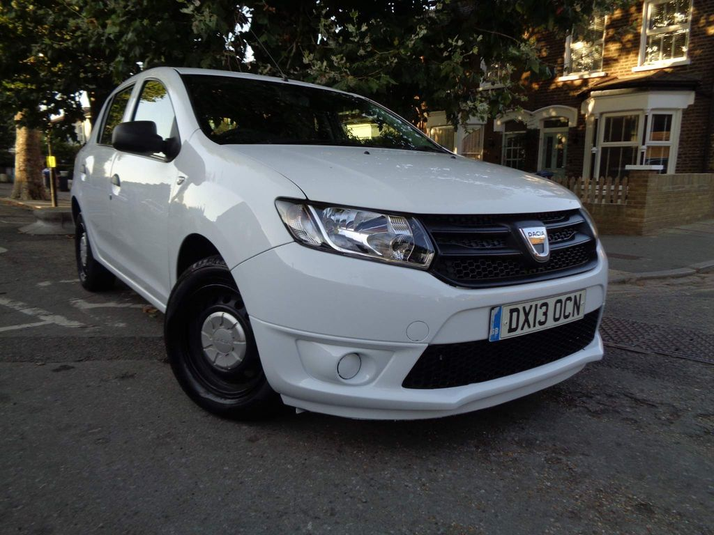Dacia Sandero Hatchback 1.2 Access 5dr