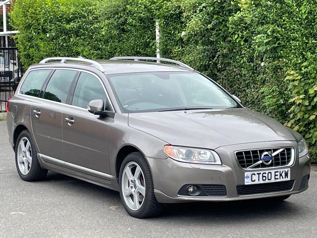 Volvo V70 Estate 2.0 D3 SE Lux 5dr