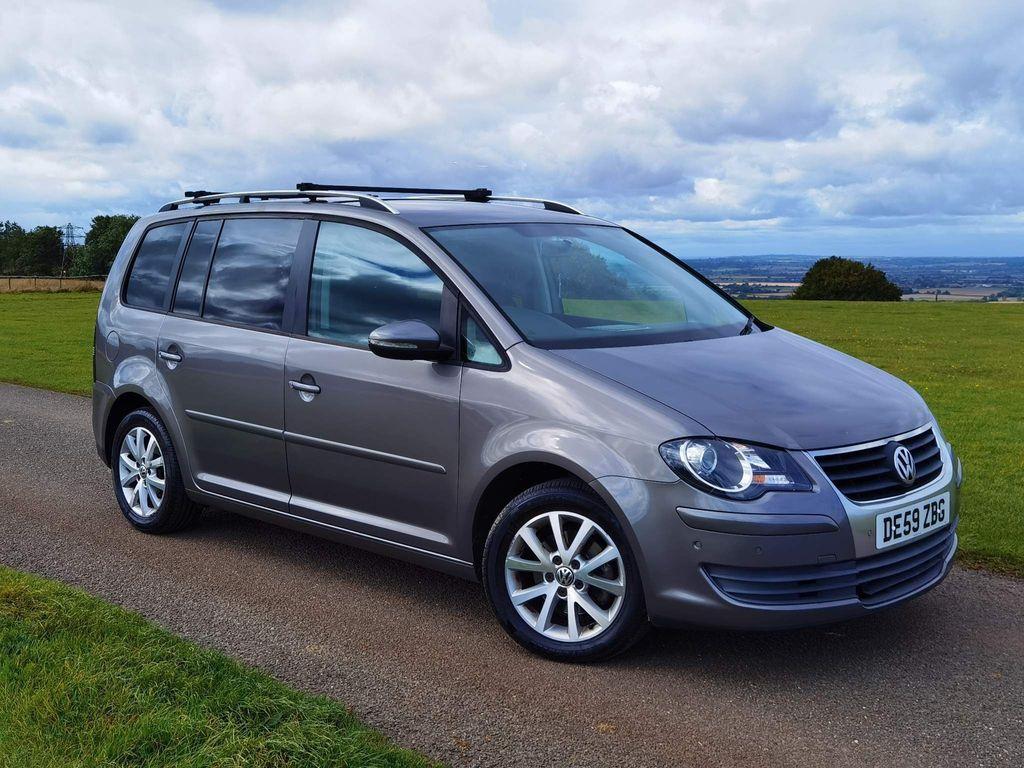 Volkswagen Touran MPV 2.0 TDI Match 5dr (7 Seats)