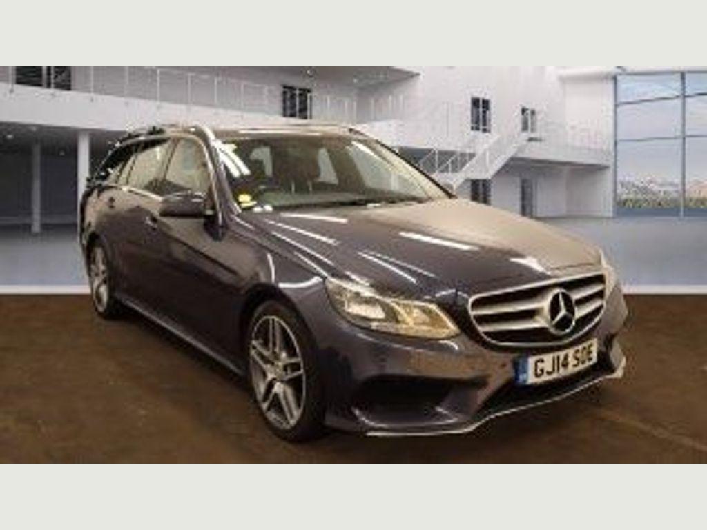 Mercedes-Benz E Class Estate 3.0 E350 CDI BlueTEC AMG Sport 7G-Tronic Plus 5dr
