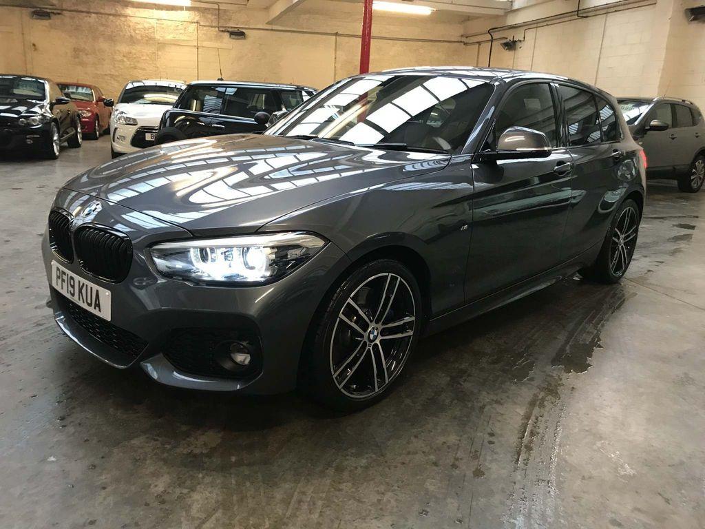 BMW 1 Series Hatchback 1.5 118i GPF M Sport Shadow Edition Sports Hatch (s/s) 5dr