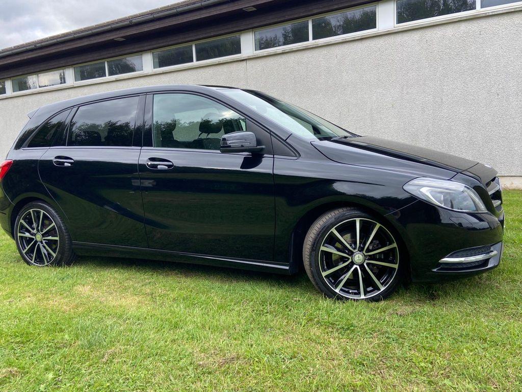 Mercedes-Benz B Class Hatchback 1.5 B180 CDI Sport 5dr