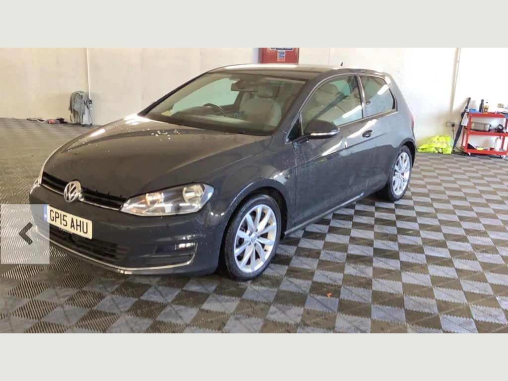Volkswagen Golf Hatchback 1.4 TSI BlueMotion Tech ACT GT (s/s) 3dr