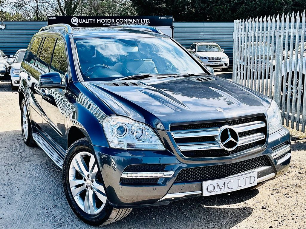 Mercedes-Benz GL Class SUV 3.0 GL350 CDI BlueEFFICIENCY Sport 5dr