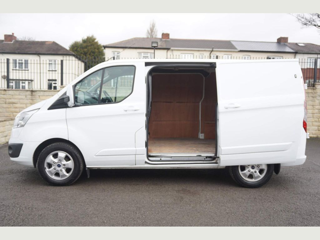 Ford Transit Custom Panel Van 2.0 TDCi 290 Limited L1 H1 5dr