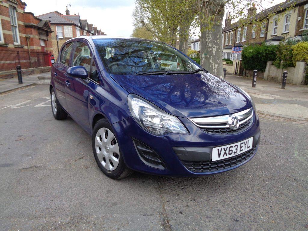 Vauxhall Corsa Hatchback 1.3 CDTi ecoFLEX 16v Exclusiv (s/s) 5dr (a/c)
