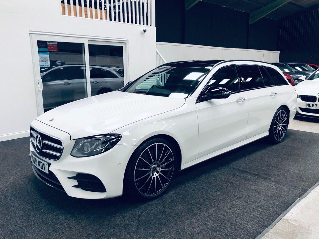 Mercedes-Benz E Class Estate 3.0 E350d AMG Line Night Edition (Premium Plus) G-Tronic+ (s/s) 5dr