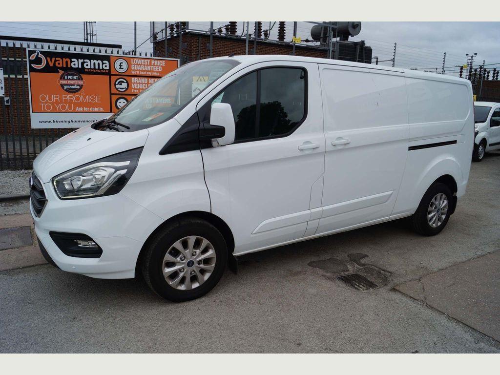 Ford Transit Custom Panel Van 2.0TDCi 130 LIMITED 300 L2 LWB (EURO6)