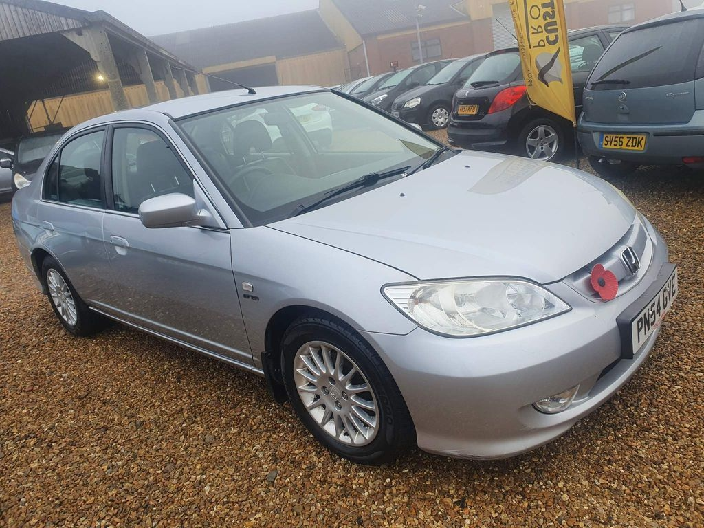 Honda Civic Saloon 1.3 IMA Executive 4dr