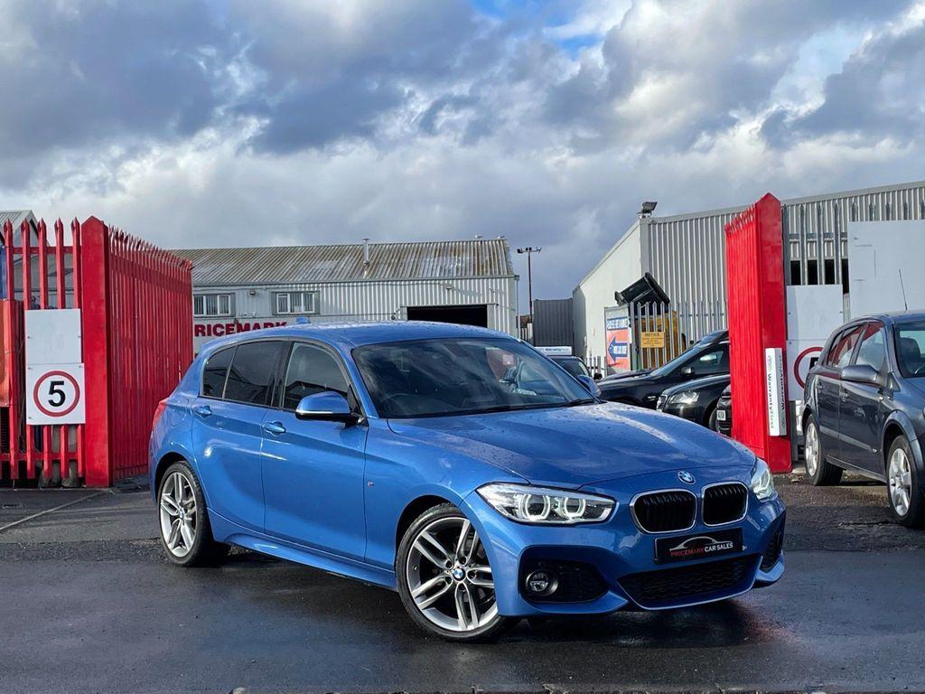 BMW 1 Series Hatchback 1.5 116d M Sport Sports Hatch Auto (s/s) 5dr