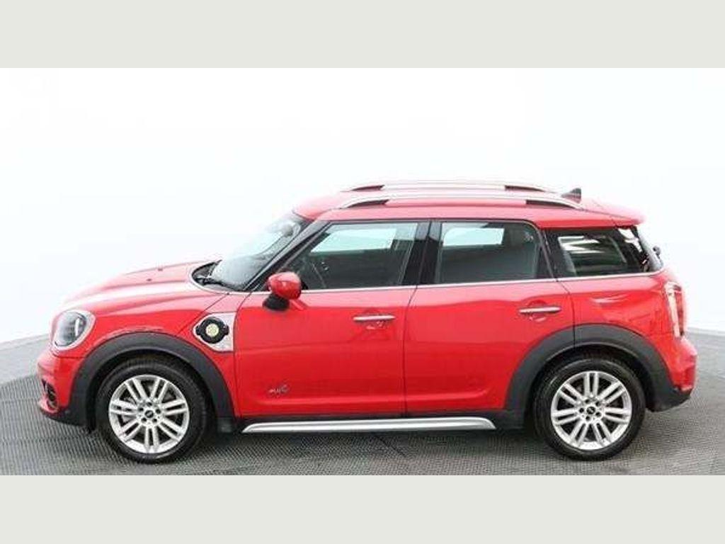 MINI Countryman SUV 1.5 7.6kWh Cooper SE Exclusive Auto ALL4 (s/s) 5dr