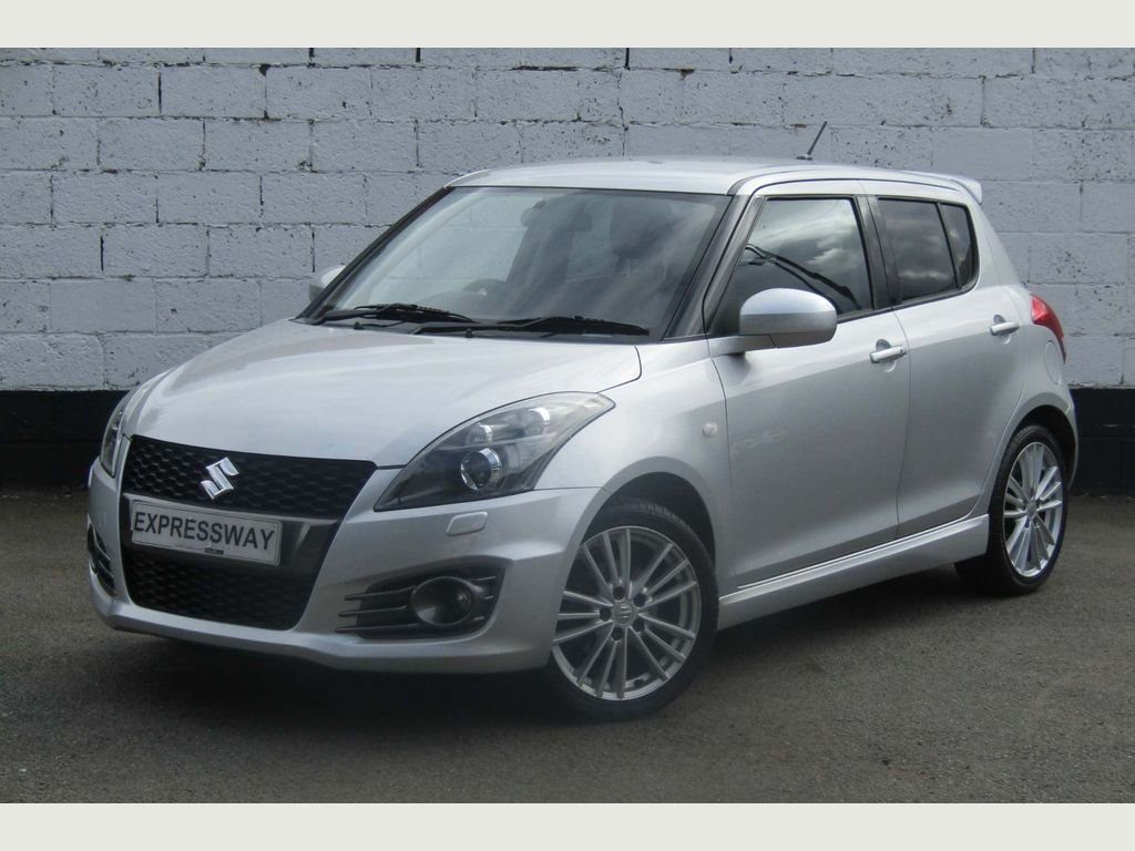 Suzuki Swift Hatchback 1.6 Sport 5dr
