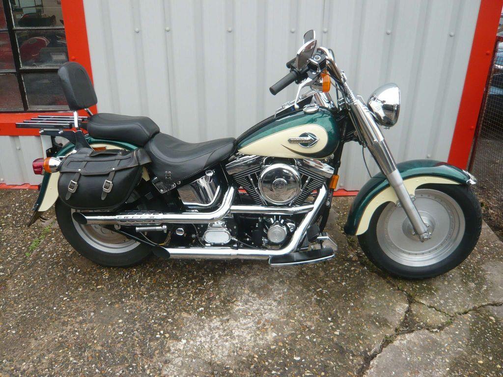 Harley-Davidson Softail Custom Cruiser 1350 FLSTF Fat Boy