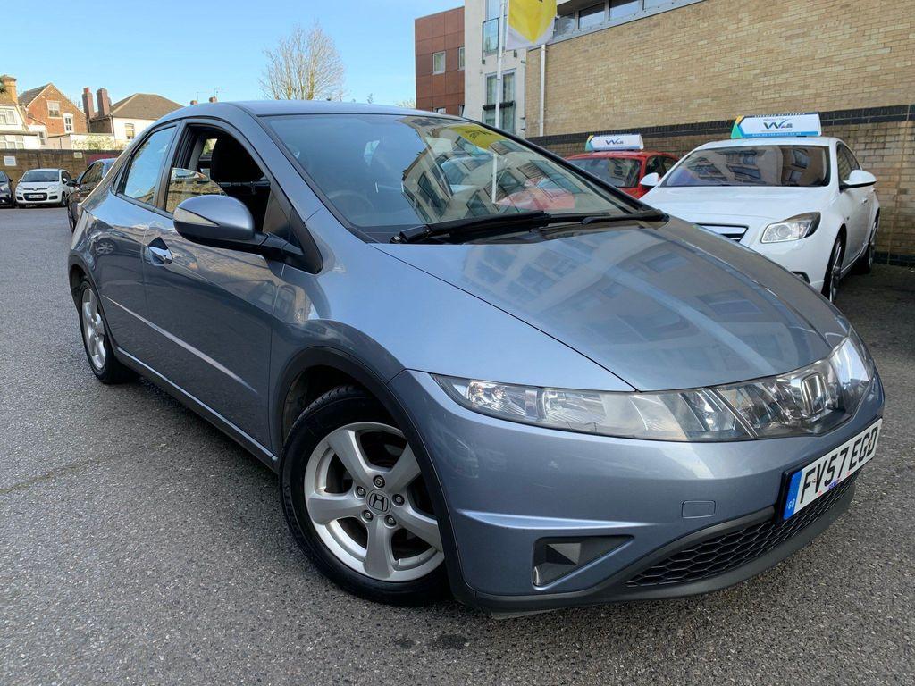 Honda Civic Hatchback 1.8 i-VTEC SE i-Shift 5dr