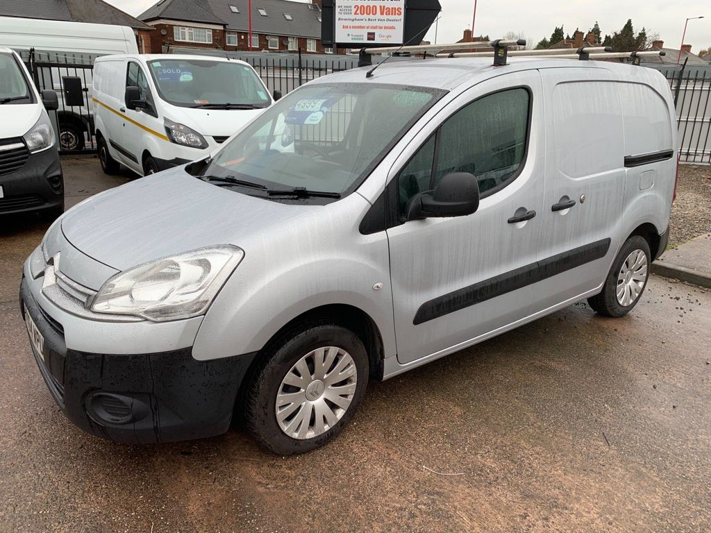 Citroen Berlingo Panel Van 1.6 HDi L1 625 Enterprise Panel Van 5dr