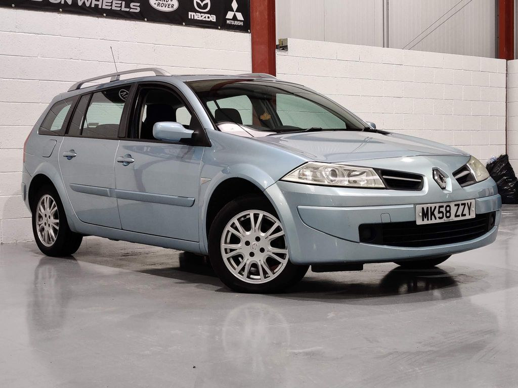 Renault Megane Estate 1.6 VVT Expression Proactive 5dr