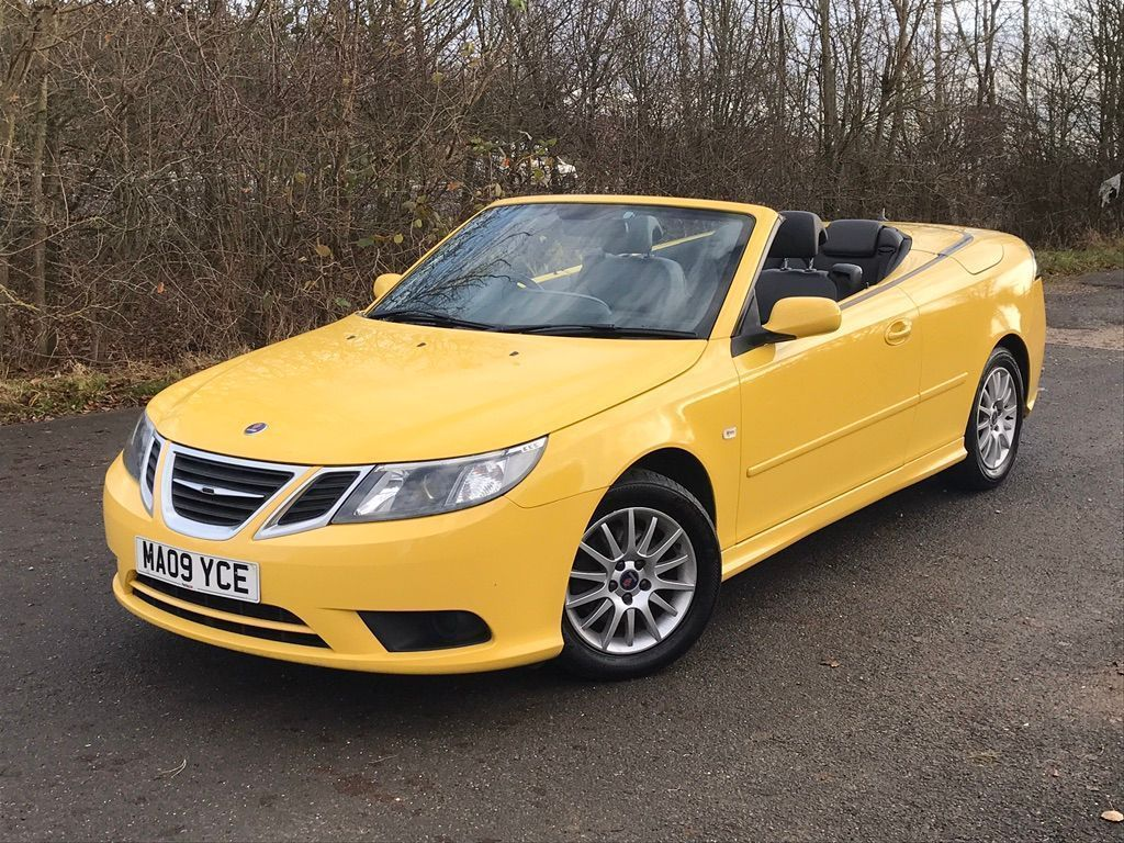 Saab 9-3 Convertible 1.9 TDi (150) SE LINEAR LIMITED EDITION