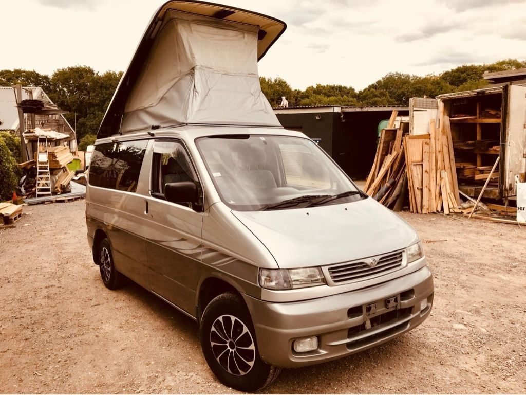 Mazda BONGO AFT 4 BERTH FULL QUALITY SIDE CAMPER Unlisted CONVERSION LOW LOW WARRANTED MILES 39K 2.5 V6 RUST FREE