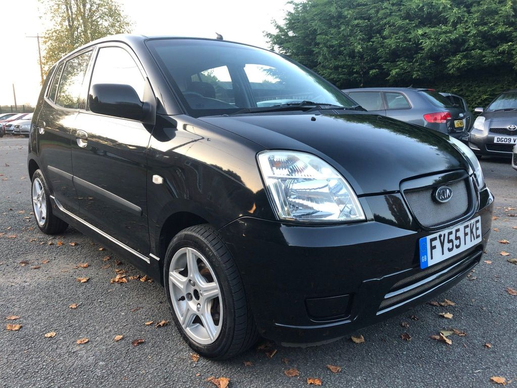 KIA PICANTO Hatchback 1.1 Glamour 5dr