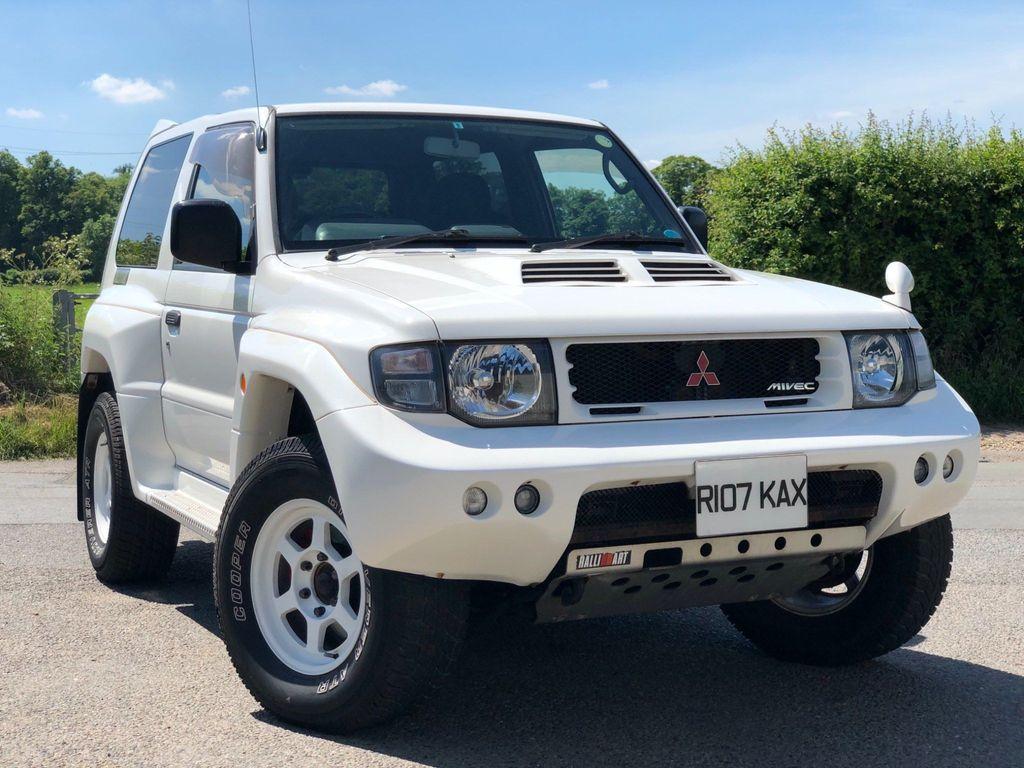 Mitsubishi Pajero Unlisted Evolution