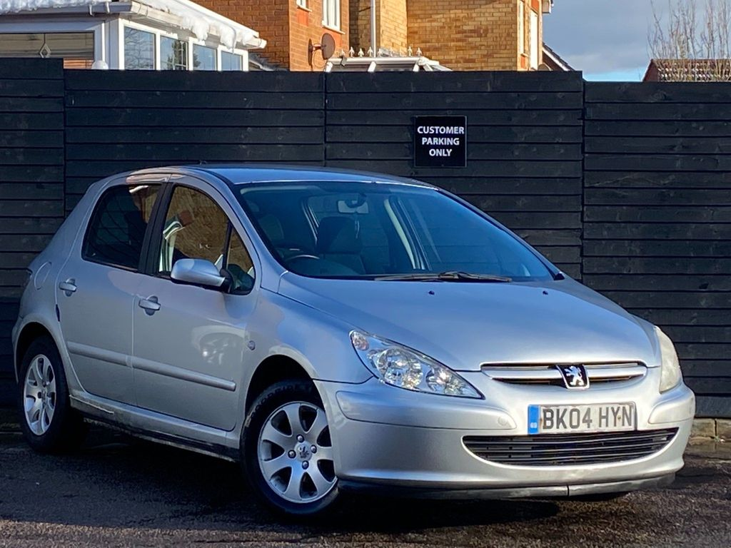 Peugeot 307 Hatchback 2.0 HDi S 5dr (a/c)