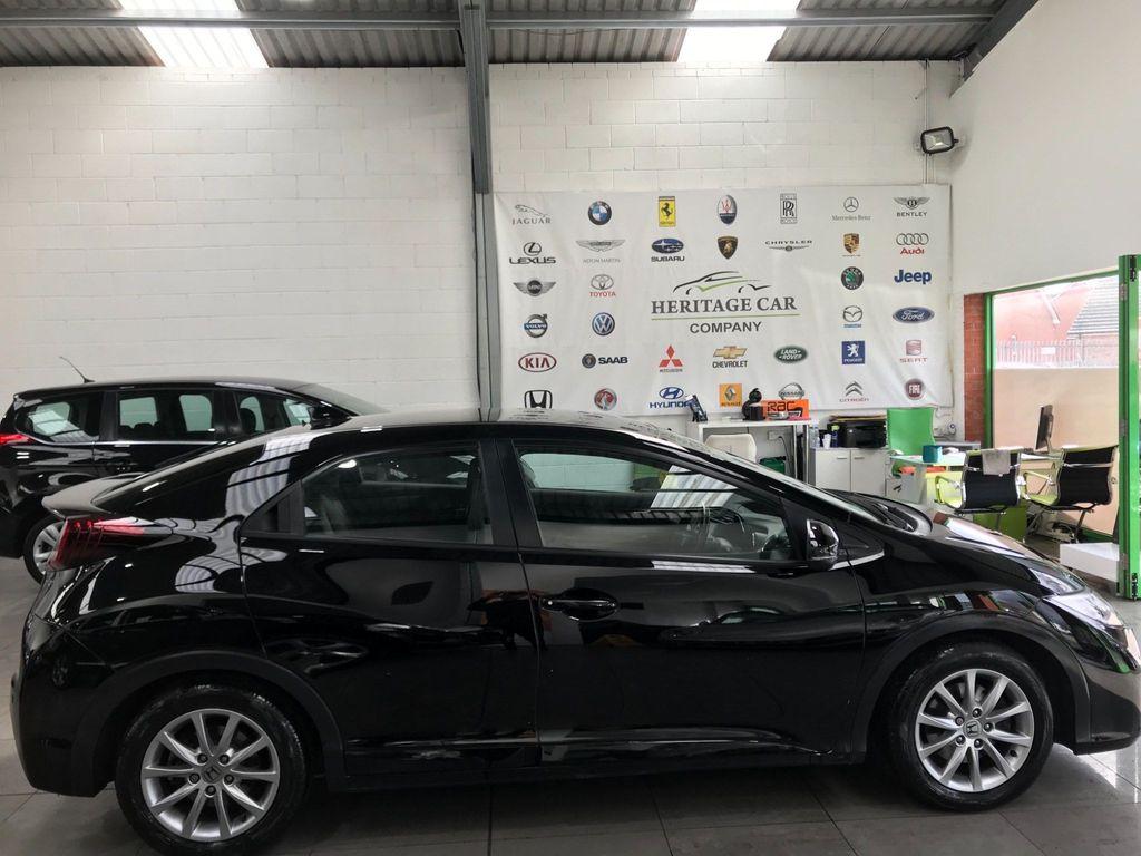 Honda Civic Hatchback 1.6 i-DTEC SE Plus (s/s) 5dr