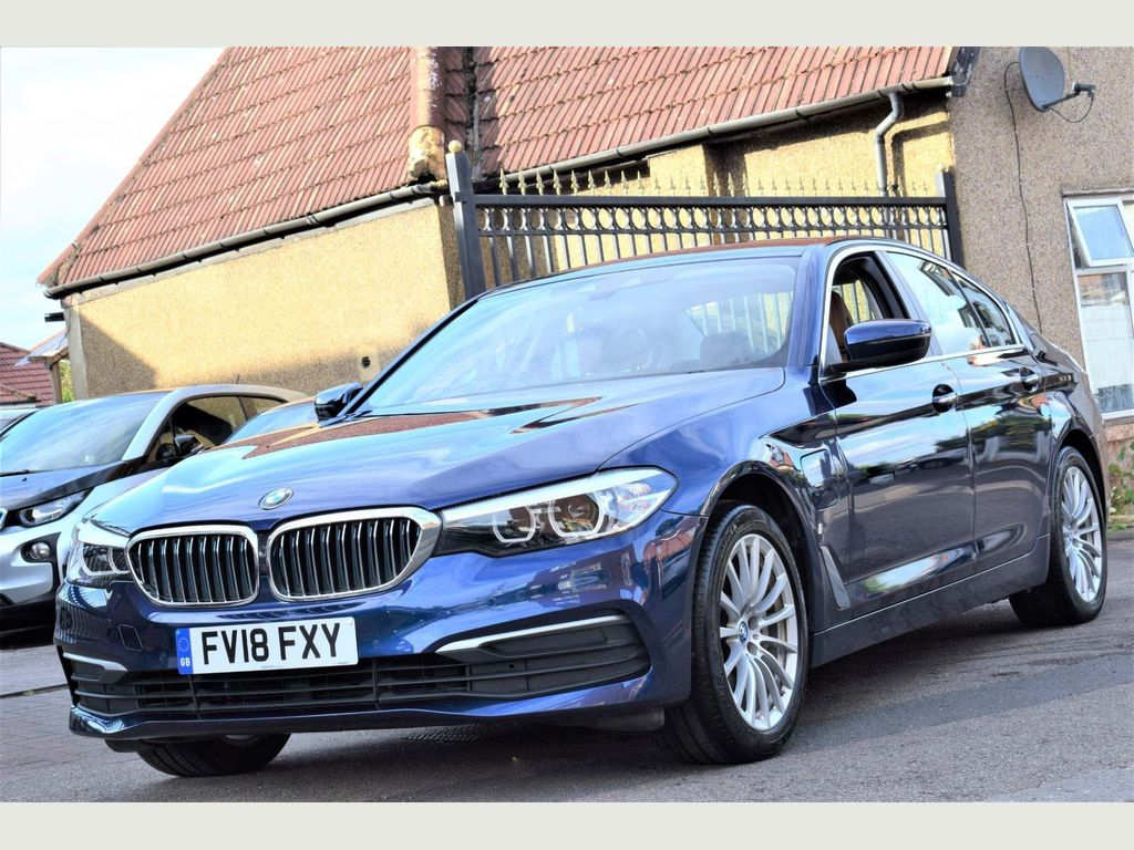 BMW 5 Series Saloon 2.0 530e iPerformance 9.2kWh SE Auto (s/s) 4dr