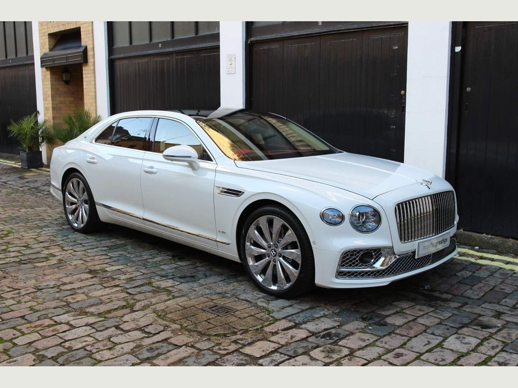 Bentley Flying Spur Saloon 6.0 W12 Auto 4WD 4dr