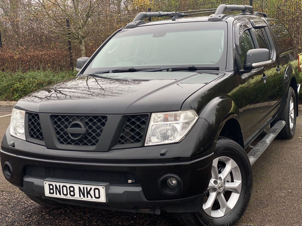 Nissan Navara Pickup 2.5 dCi Long Way Down Expedition Double Cab Pickup 4dr