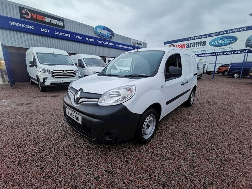 Renault Kangoo Car Derived Van Kangoo Ml19 Energy Dci 1.5 6dr Car Derived Van Manual Diesel