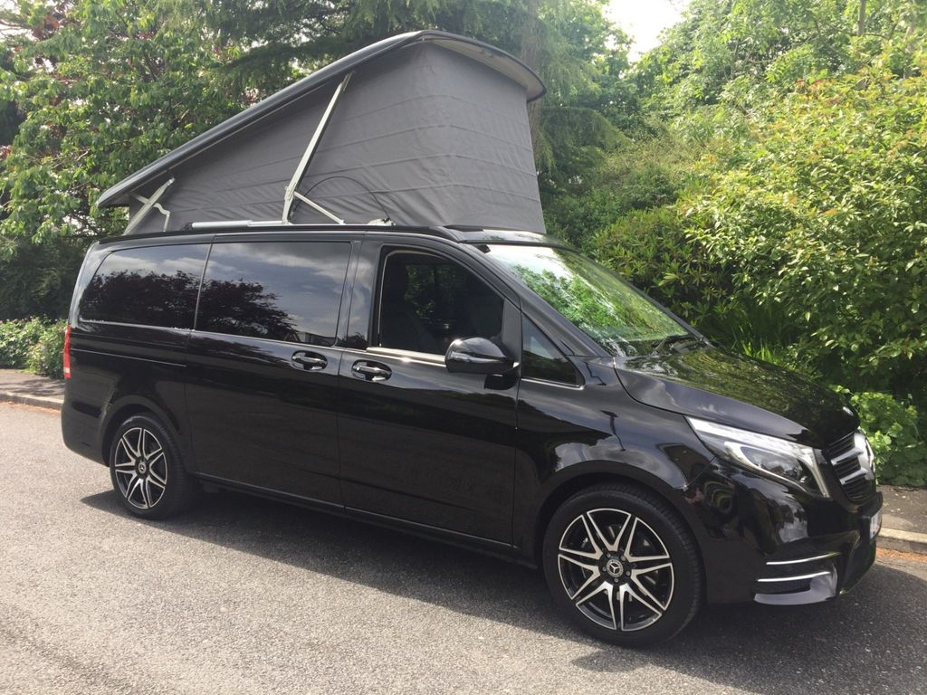 Mercedes-Benz V Class MPV 2.2 V250d AMG Line Marco Polo Camper G-Tronic+ (s/s) 4dr