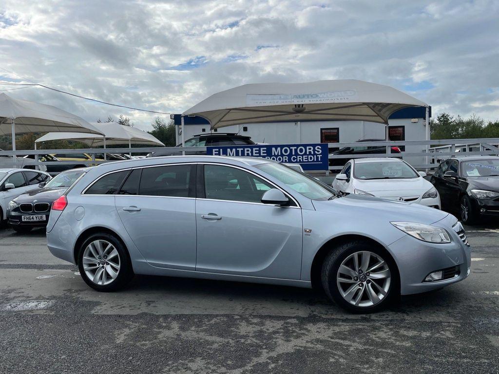 Vauxhall Insignia Estate 2.0 CDTi SRi Nav Sports Tourer 5dr