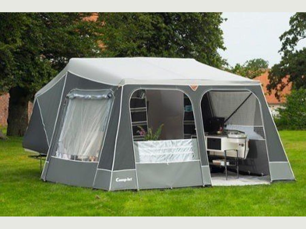 Other CAMP-LET TRAILER TENT Trailer Tent CLASSIC