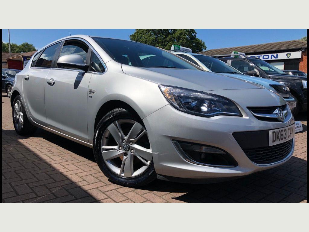 Vauxhall Astra Hatchback 1.7 CDTi ecoFLEX SRi 5dr