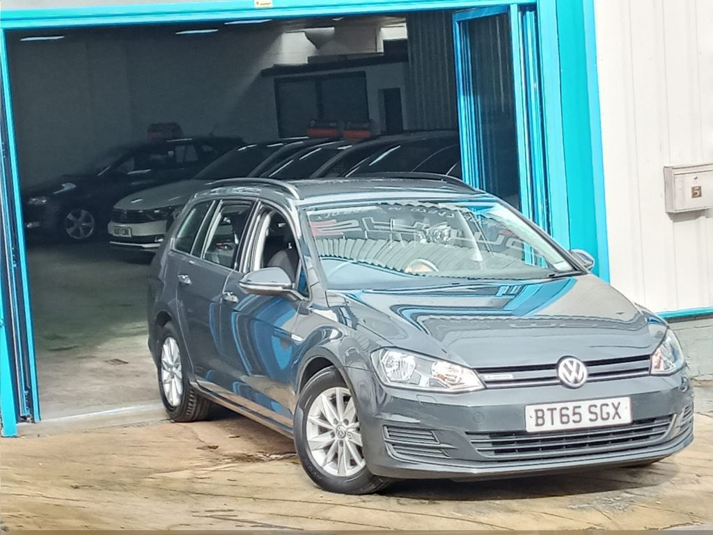 Volkswagen Golf Estate 1.6 TDI BlueMotion (s/s) 5dr
