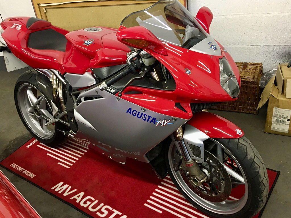 MV Agusta F4 Super Sports