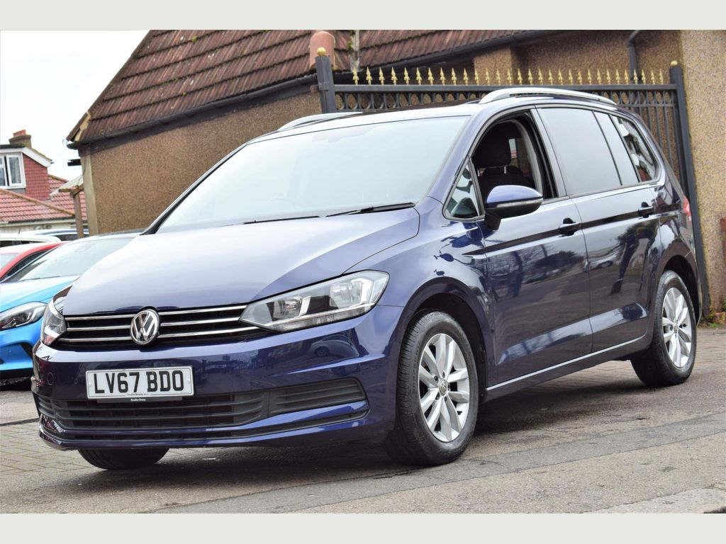 Volkswagen Touran MPV 1.2 TSI SE Family (s/s) 5dr