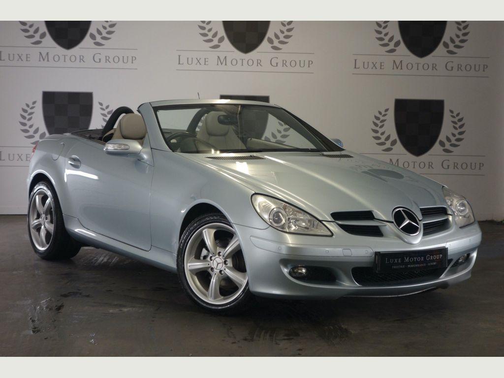 Mercedes-Benz SLK Convertible 3.0 SLK280 Convertible 2dr Petrol 7G-Tronic (222 g/km, 231 bhp)