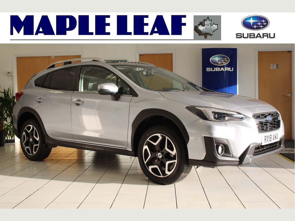 Subaru XV SUV 2.0i SE Premium Lineartronic 4WD (s/s) 5dr
